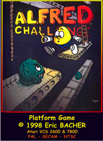Alfred Challenge