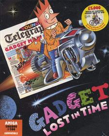 Gadget: Lost in Time