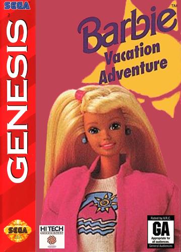 Barbie Vacation Adventure Details Launchbox Games Database