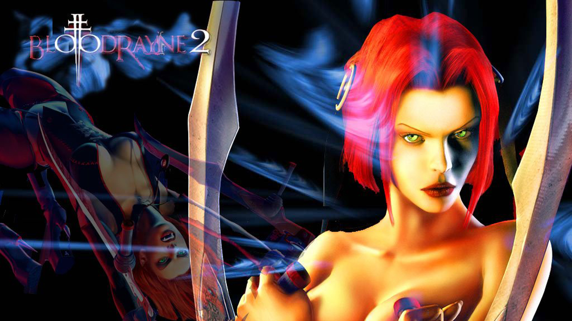 Bloodrayne 2 deliverance sex scenes erotic image