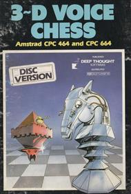3-D Voice Chess