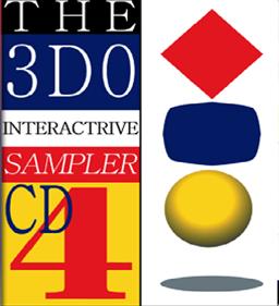 The 3DO Interactive Sampler CD #4