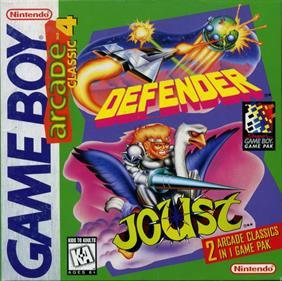 Arcade Classic 4: Defender/Joust