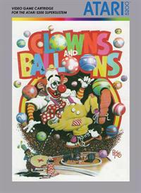 Clowns and Balloons