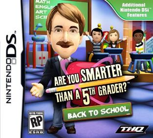 Are You Smarter Than A 5th Grader? - Back To School