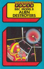Alien Destroyers