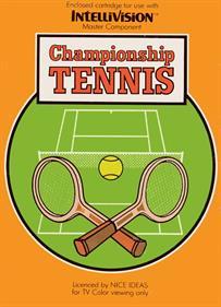 Championship Tennis