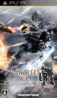 Armored Core: Last Raven Portable