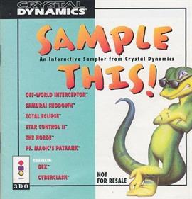 3DO Magazine: Interactive Sampler No 02