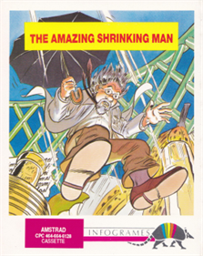 Amazing Shrinking Man