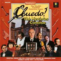 Cluedo: The Mysteries Continue