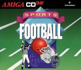 Amiga CD32 Sports: Football