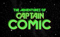 The Adventures of Captain Comic