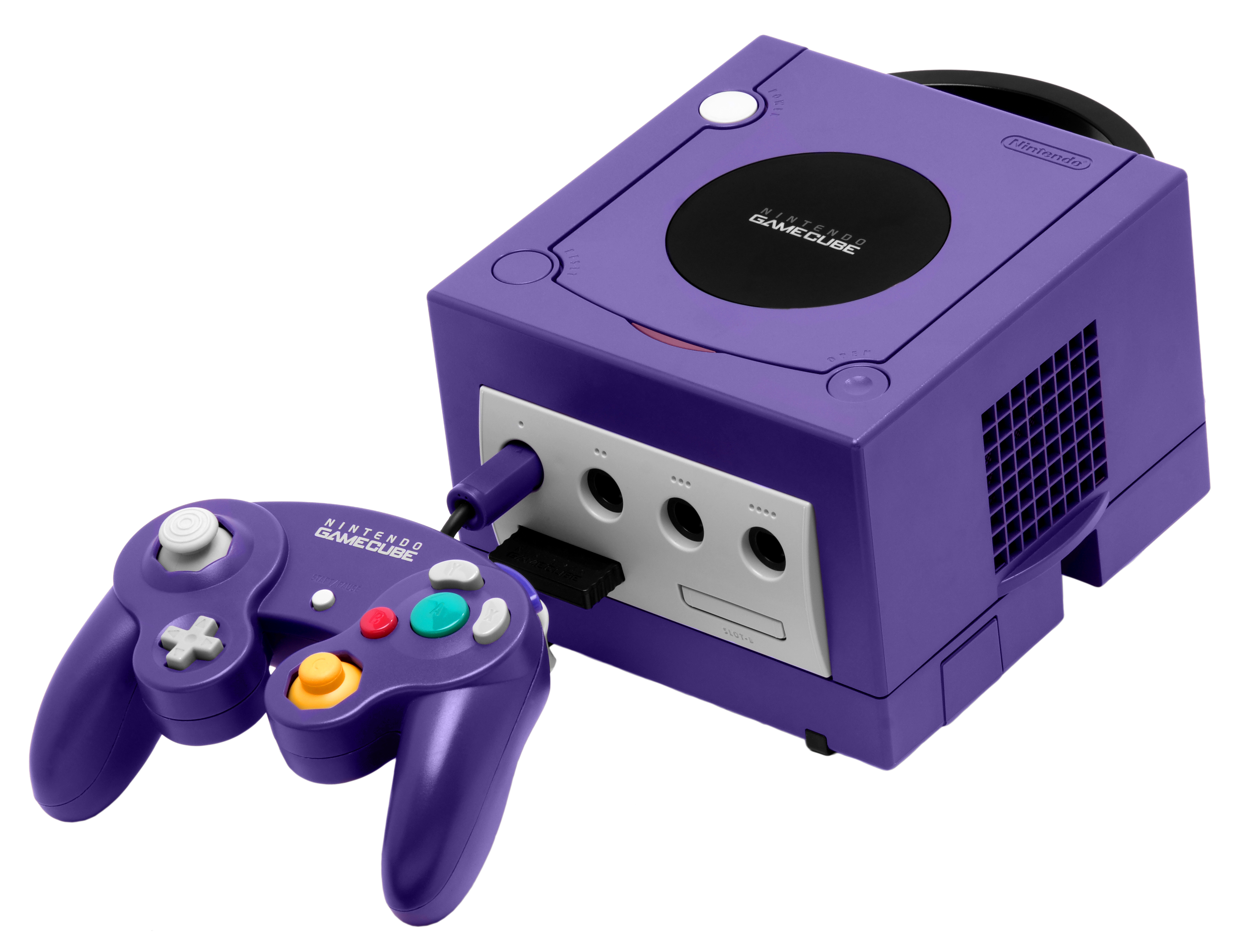 Frube: frustration gamecube