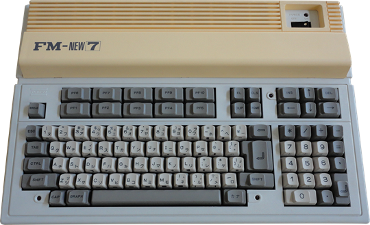 Fujitsu FM-7