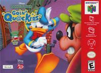 Donald Duck: Goin' Quackers
