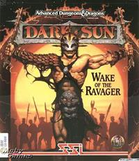 AD&D Dark Sun: Wake of the Ravager
