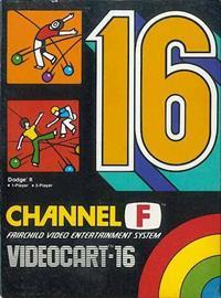 Videocart-16: Dodge-It