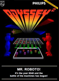 Mr. Roboto!