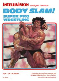 Body Slam! Super Pro Wrestling