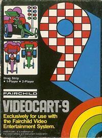 Videocart-9: Drag Strip
