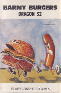 Barmy Burgers
