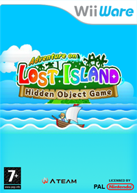 Adventure on LOST ISLAND: Hidden Object Game