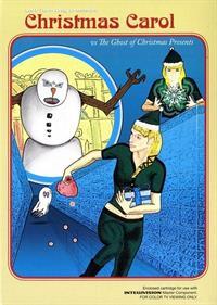Christmas Carol vs The Ghost of Christmas Presents
