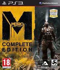 Metro: Last Light - Complete Edition