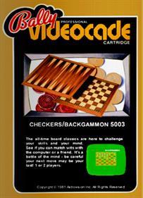 Checkers + Backgammon