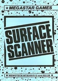 Surface Scanner