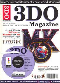 3DO Magazine: Interactive Sampler No 09