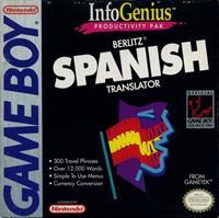 Berlitz Spanish Translator
