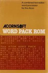 Word Pack Rom