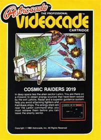 Cosmic Raiders