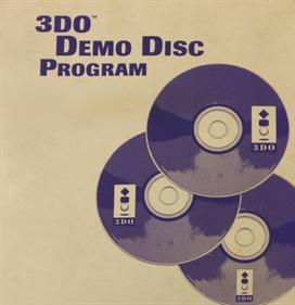 3DO Demo Disc Program