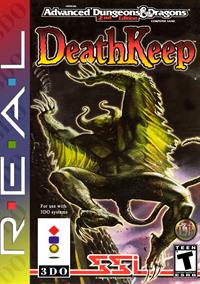 Advanced Dungeons & Dragons: DeathKeep