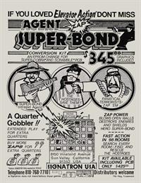 Agent Super Bond