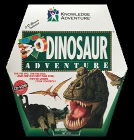 3-D Dinosaur Adventure