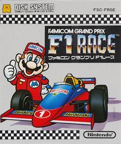 Famicom Grand Prix: F1 Race