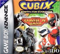 Cubix: Robots for Everyone: Clash 'n Bash