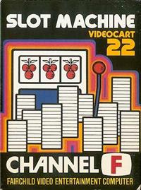 Videocart-22: Slot Machine