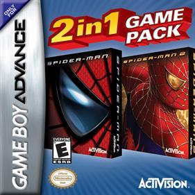 2 in 1 Game Pack - Spider-Man + Spider-Man 2
