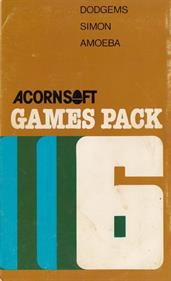Games Pack 6