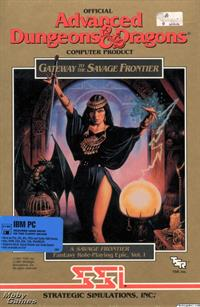AD&D Savage Frontier Vol. I: Gateway to the Savage Frontier