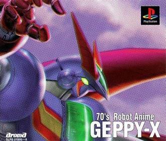 '70s Robot Anime: Geppy-X