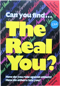 Ask: The Real You