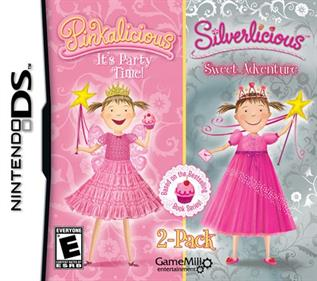 2-Pack Pinkalicious Its Party Time and Silverlicious Sweet Adventure