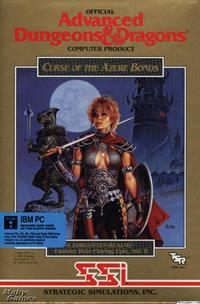 AD&D Forgotten Realms Vol. II: Curse of the Azure Bonds