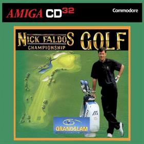 Nick Faldos Championship Golf